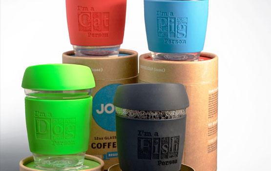 customized silicone mugs